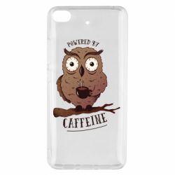 Чохол для Xiaomi Mi 5s Caffeine Owl