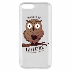 Чохол для Xiaomi Mi6 Caffeine Owl