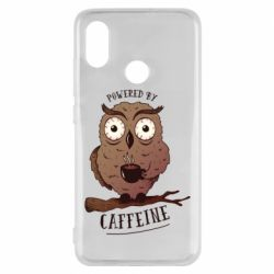 Чохол для Xiaomi Mi8 Caffeine Owl