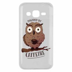 Чохол для Samsung J2 2015 Caffeine Owl