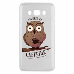 Чохол для Samsung J5 2016 Caffeine Owl