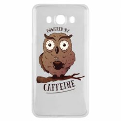 Чохол для Samsung J7 2016 Caffeine Owl