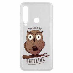 Чохол для Samsung A9 2018 Caffeine Owl