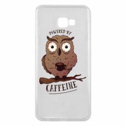 Чохол для Samsung J4 Plus 2018 Caffeine Owl