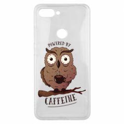Чохол для Xiaomi Mi8 Lite Caffeine Owl