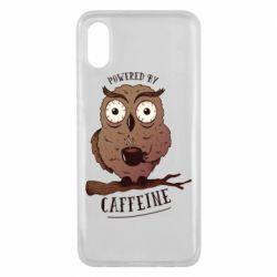 Чохол для Xiaomi Mi8 Pro Caffeine Owl