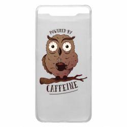 Чохол для Samsung A80 Caffeine Owl