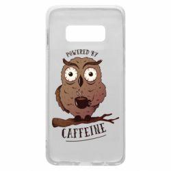 Чохол для Samsung S10e Caffeine Owl