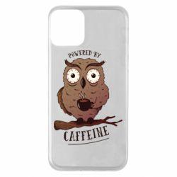 Чохол для iPhone 11 Caffeine Owl