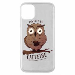 Чохол для iPhone 11 Pro Caffeine Owl