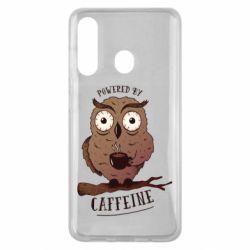 Чохол для Samsung M40 Caffeine Owl