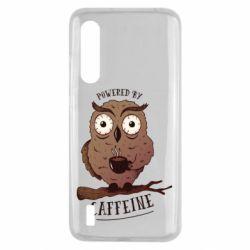 Чохол для Xiaomi Mi9 Lite Caffeine Owl