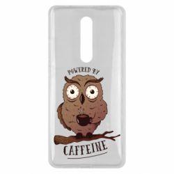 Чохол для Xiaomi Mi9T Caffeine Owl