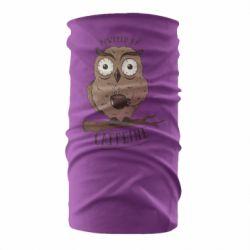 Бандана-труба Caffeine Owl