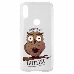 Чохол для Xiaomi Mi Play Caffeine Owl