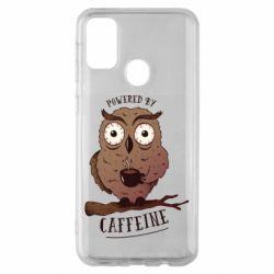 Чохол для Samsung M30s Caffeine Owl