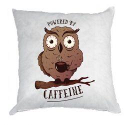 Подушка Caffeine Owl