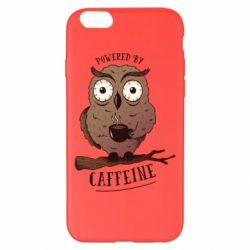 Чохол для iPhone 6 Plus/6S Plus Caffeine Owl