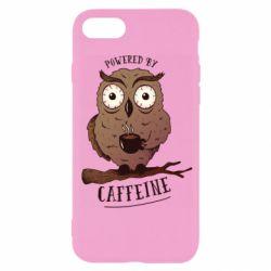 Чохол для iPhone 7 Caffeine Owl