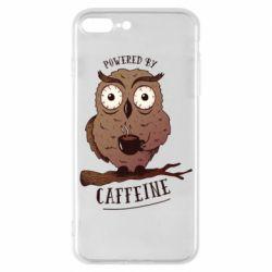 Чохол для iPhone 7 Plus Caffeine Owl