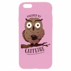 Чохол для iPhone 6/6S Caffeine Owl