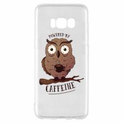 Чохол для Samsung S8 Caffeine Owl