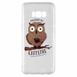 Чохол для Samsung S8+ Caffeine Owl
