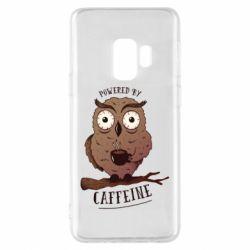Чохол для Samsung S9 Caffeine Owl