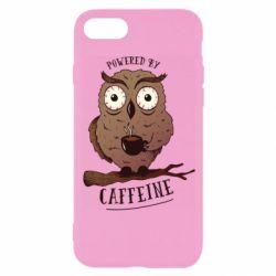 Чохол для iPhone 8 Caffeine Owl