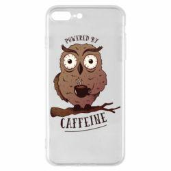 Чохол для iPhone 8 Plus Caffeine Owl