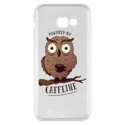Чохол для Samsung A5 2017 Caffeine Owl