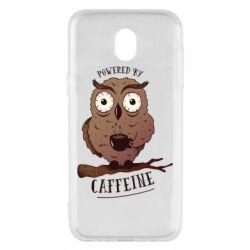 Чохол для Samsung J5 2017 Caffeine Owl
