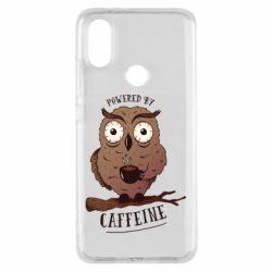 Чохол для Xiaomi Mi A2 Caffeine Owl