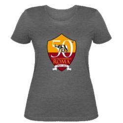 Жіноча футболка Calcio Femminile Roma