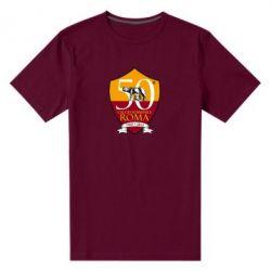 Чоловіча стрейчева футболка Calcio Femminile Roma