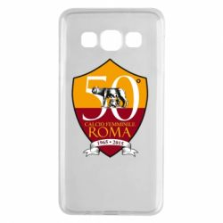 Чохол для Samsung A3 2015 Calcio Femminile Roma