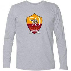 Футболка з довгим рукавом Calcio Femminile Roma