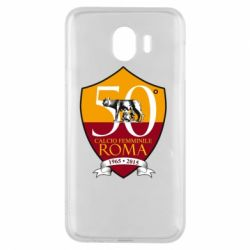 Чохол для Samsung J4 Calcio Femminile Roma