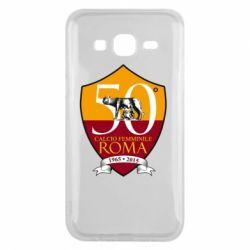 Чохол для Samsung J5 2015 Calcio Femminile Roma