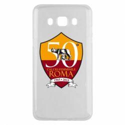 Чохол для Samsung J5 2016 Calcio Femminile Roma