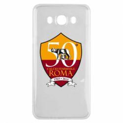 Чохол для Samsung J7 2016 Calcio Femminile Roma