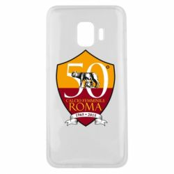 Чохол для Samsung J2 Core Calcio Femminile Roma
