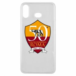 Чохол для Samsung A6s Calcio Femminile Roma