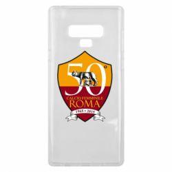 Чохол для Samsung Note 9 Calcio Femminile Roma