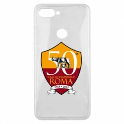 Чохол для Xiaomi Mi8 Lite Calcio Femminile Roma