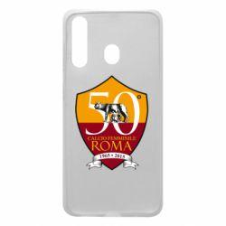 Чохол для Samsung A60 Calcio Femminile Roma