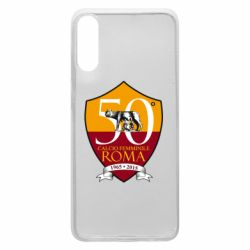 Чохол для Samsung A70 Calcio Femminile Roma