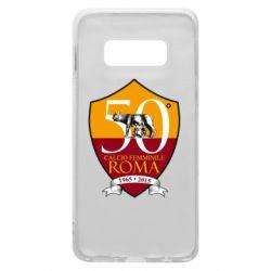 Чохол для Samsung S10e Calcio Femminile Roma