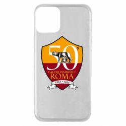 Чохол для iPhone 11 Calcio Femminile Roma
