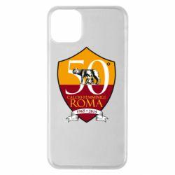 Чохол для iPhone 11 Pro Max Calcio Femminile Roma